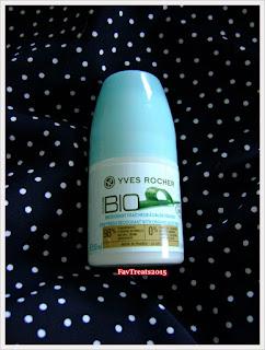deodorant Yves Rocher