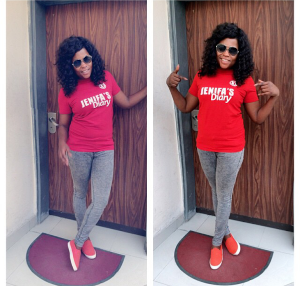 """Jenifa will be much more loved this time"""". Funke Akindele to start reality show."""