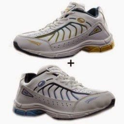 Buy Lancer Men's Classic Sports Shoes Buy 1 Get 1 FREE at Shopclues.:buytoearn