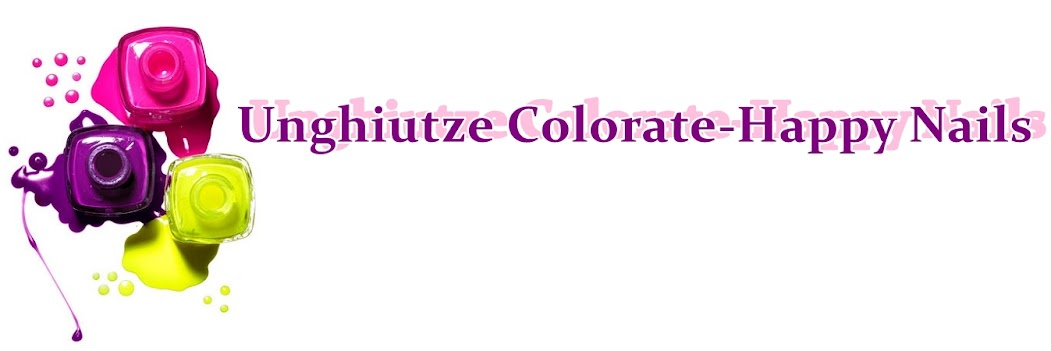 Unghiutze Colorate-Happy Nails