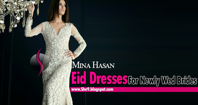 Newly Wed Bridal Eid Collection