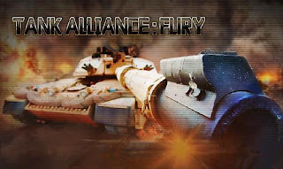 Screenshots of the Tank alliance: Fury for Android tablet, phone.