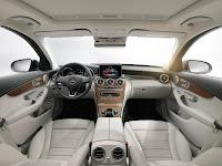 Novo Mercedes Classe C 2015 - interior
