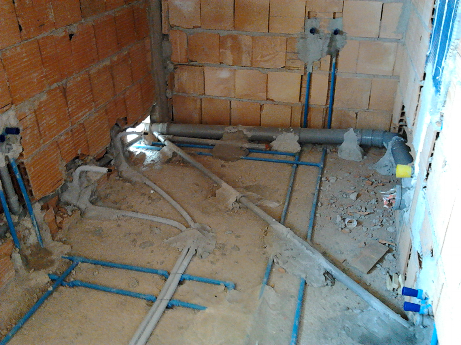 Il blog dell 39 idraulico impianto polipropilene - Impianto idraulico bagno ...