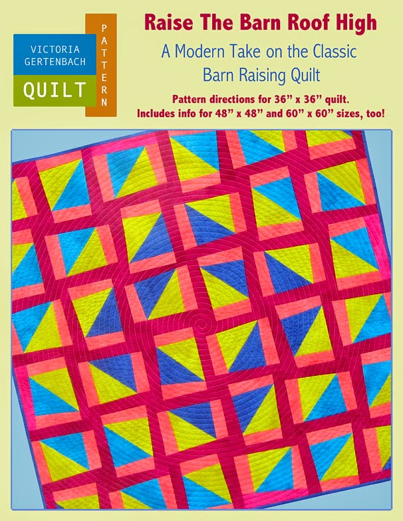 """Raise the Barn Roof High"" Pattern"