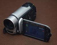 harga Jual Canon Legria FS405 - Handycam Bekas