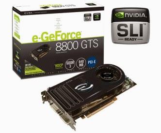 Daftar harga Evga NVidia GeForce terbaru 2014
