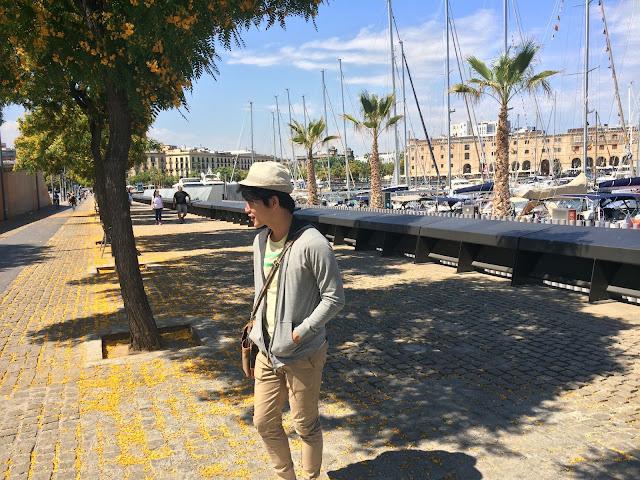 Barcelona, Spanyol,Eropa,Wisata,Travelling, Port Vell