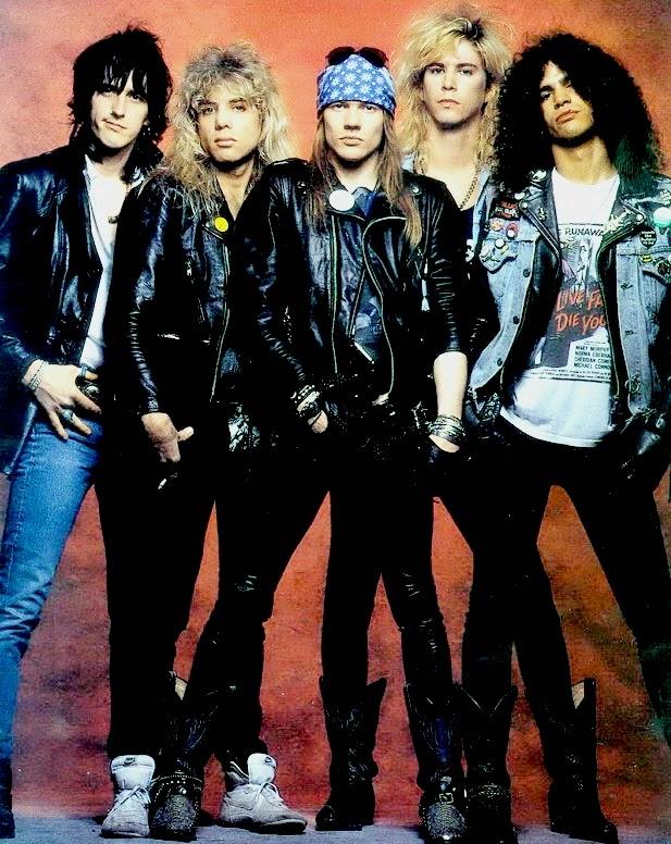 guns'n'roses - band