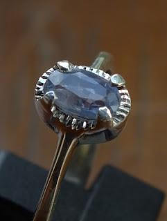 blue ceylon sapphire