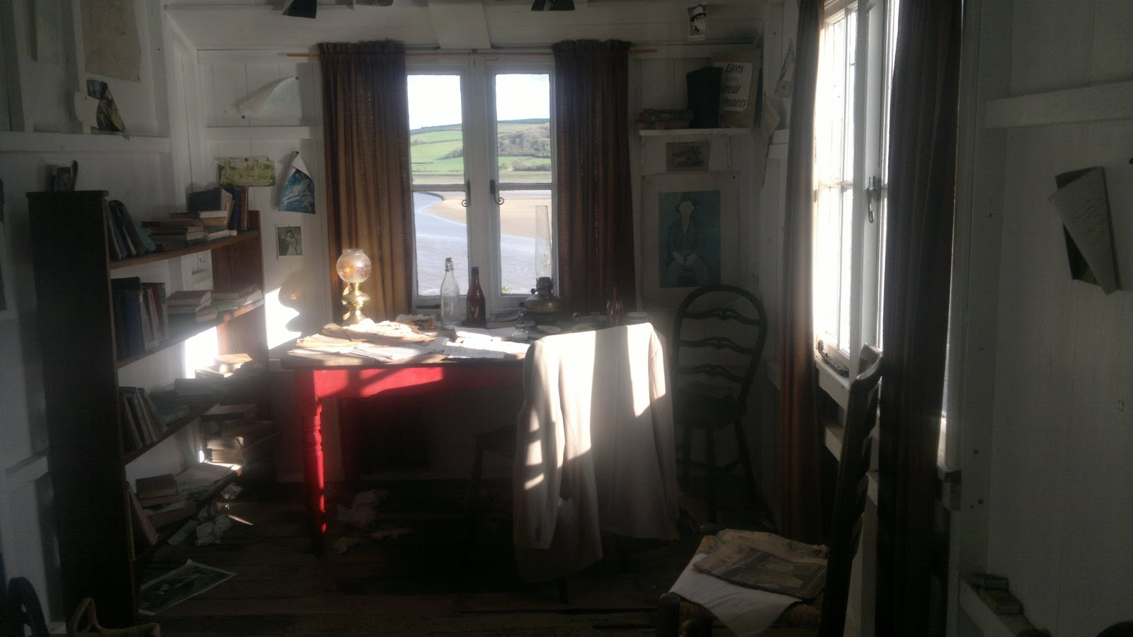 The Celtic Year From Dylan Thomas Writing Shed Laugharne