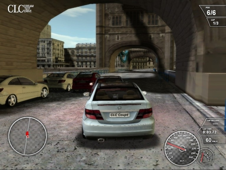 Mercedes Dream Test Drive Screenshot-1-Mercede