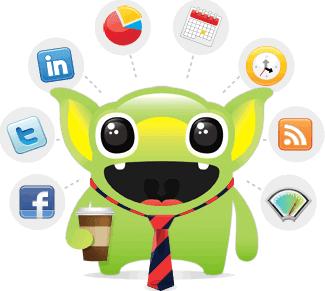 Gremlin Social Media Tool