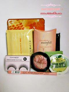 make up giveaway