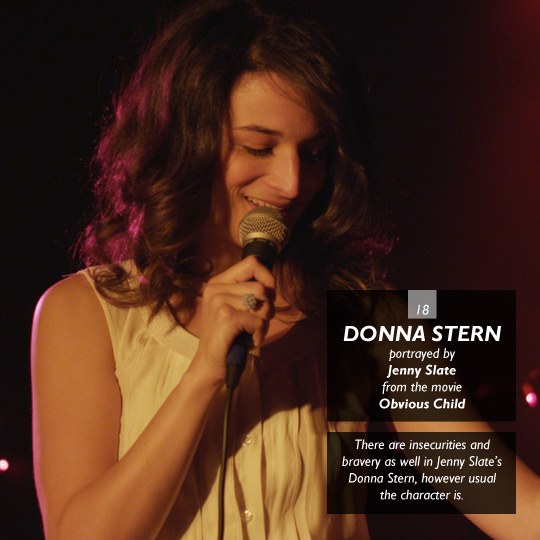 Donna Stern from Obvious Child