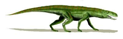 reptiles prehistoricos del triasico de argentina Gracilisuchus