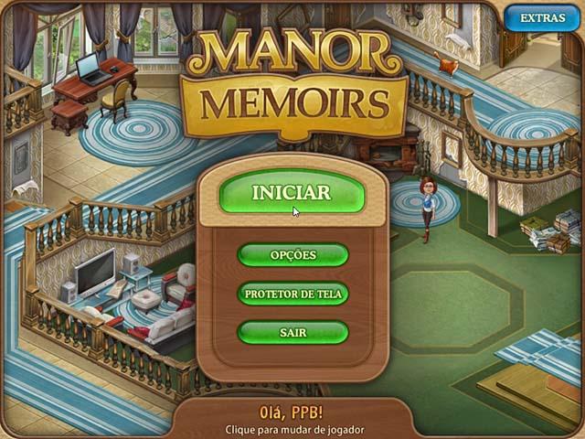 Manor Memoirs Platinum Edition PT-BR Portable