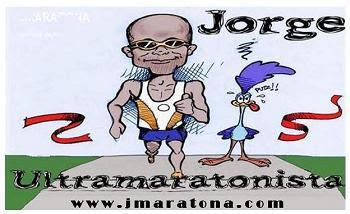 JORGE ULTRAMARATONISTA