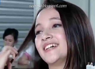 Foto Megan Domani Di Sinetron Anak Jalanan Terbaru