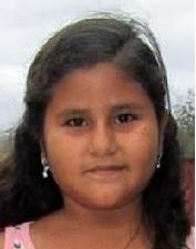 Keyla - Ecuador (EC-588), Age 8