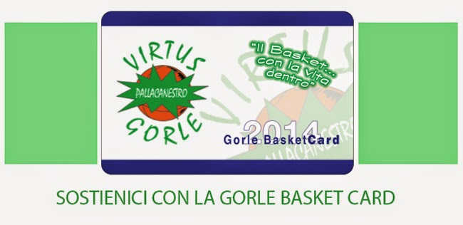 Virtus Gorle Basket Card