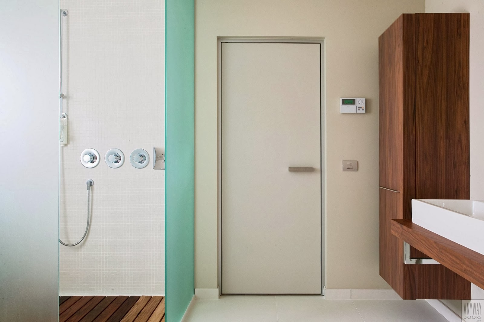 Portes int rieures sur mesure de anyway doors for Portes interieures design