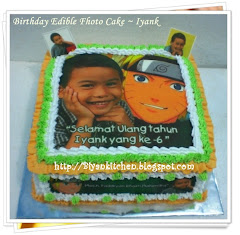 Birthday Cake Edible Fhoto Naruto