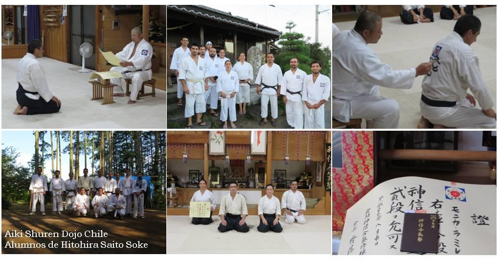 Representante Aikido Iwama Ryu Chile - ISSASK / ¿Quiénes  somos?...