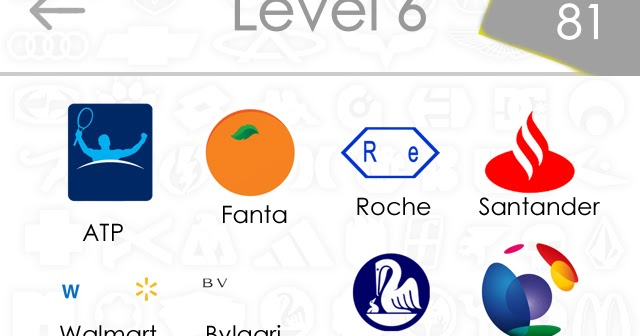 level 6 logos quiz game answers for iphone ipad ipod