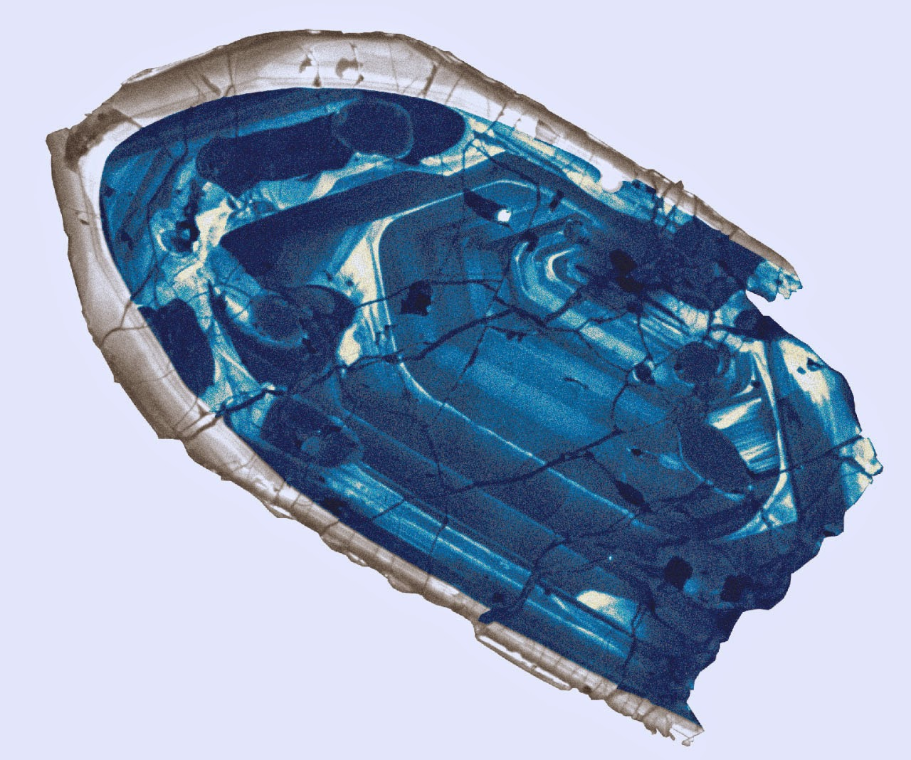 Zircon Crystal is 'oldest scrap of Earth crust'