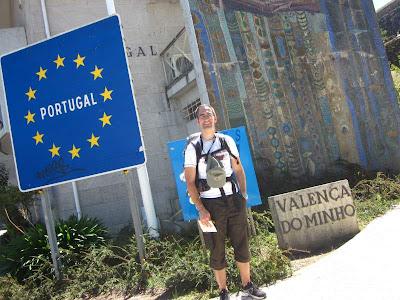 Valença do Minho in Portugal
