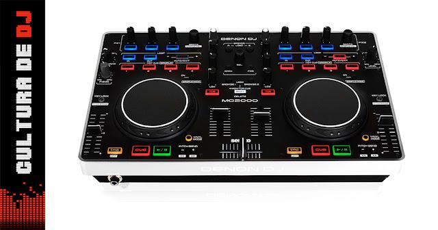 CONTROLADOR DENON DJ MC-2000
