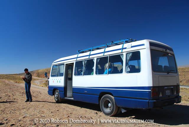 ônibus de la paz para tiahuanaco