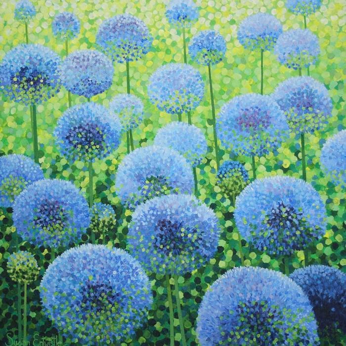 Résultat d'images pour pointillisme artistes et tableaux