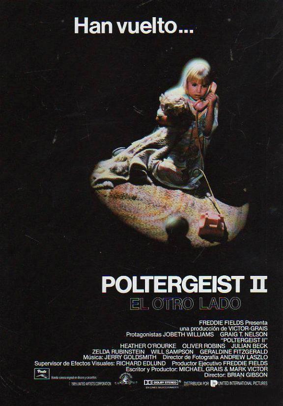 Poltergeist II: el otro lado