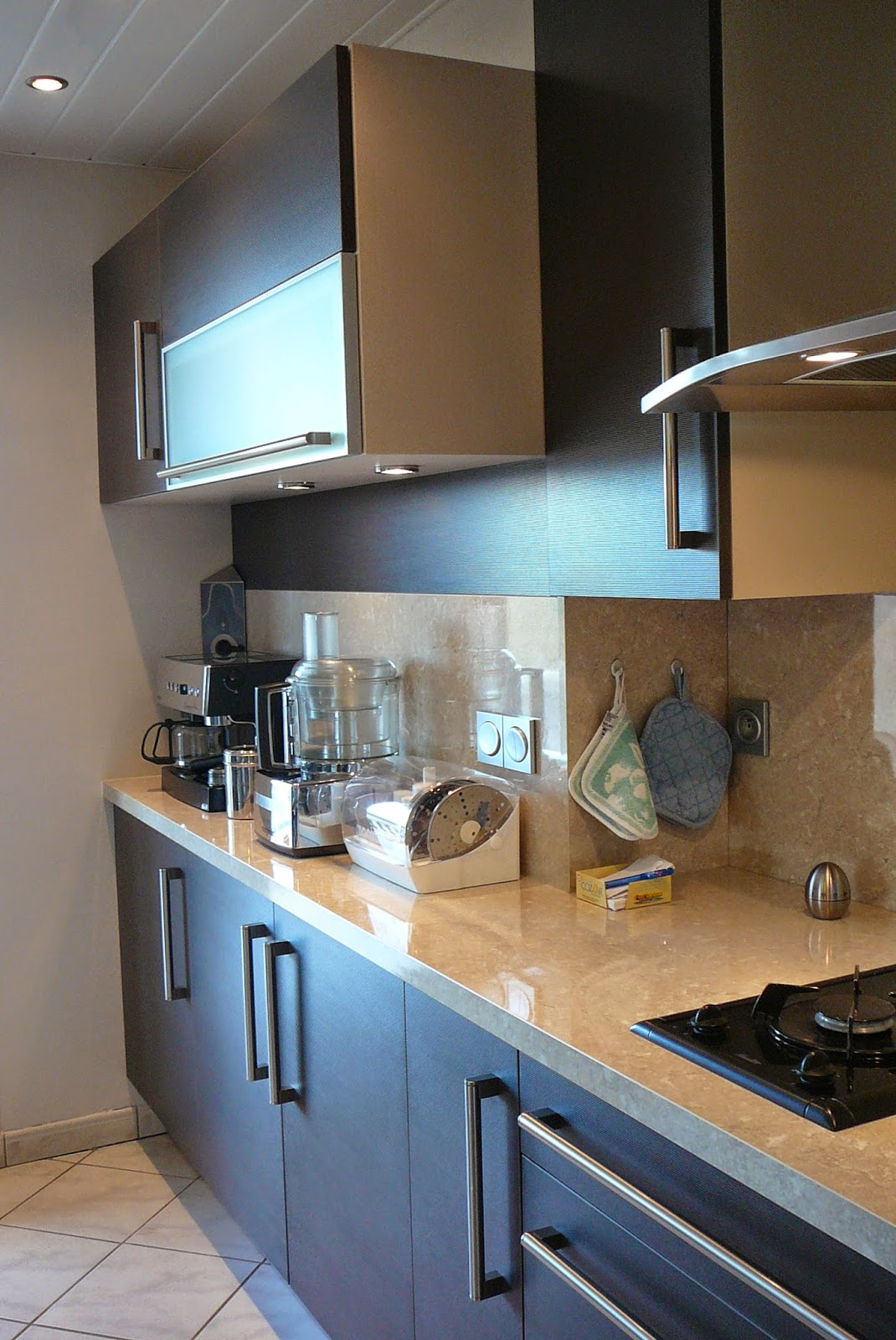 Votre cuisine mobalpa par virginie cuisine d structur e - Cuisine pratique et fonctionnelle ...