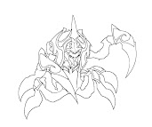 #32 Dota 2 Coloring Page