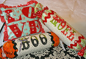Lotsa Love, Boo & Noel Pillows