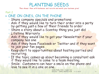 Direct Sales How To Plant Seeds Part 2 Phone Person http://www.tiptalkwithwicklessmolly.com/