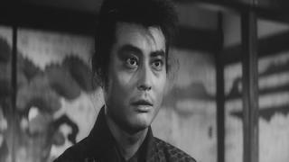 Motome Chijiiwa in Harakiri, Directed by Masaki Kobayashi