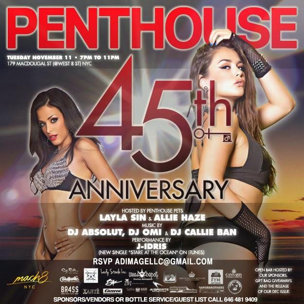 Penthouse Magazine 2014