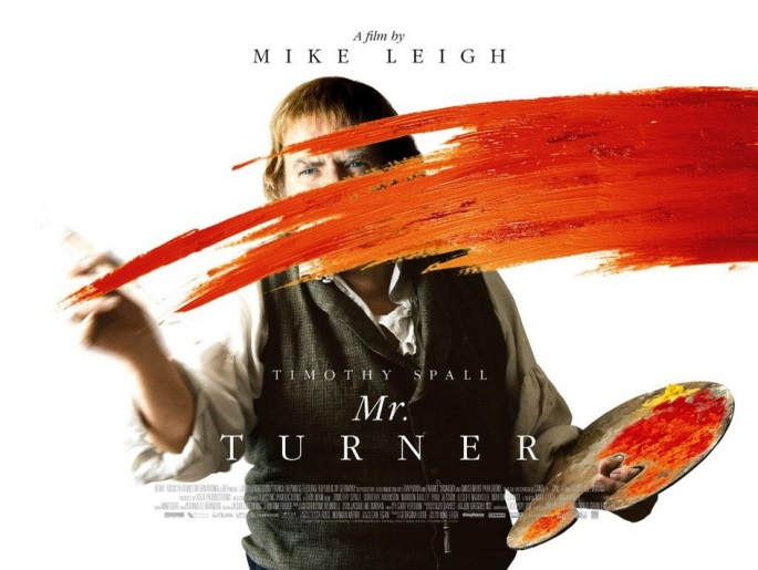 Movie Mondays: Mr. Turner