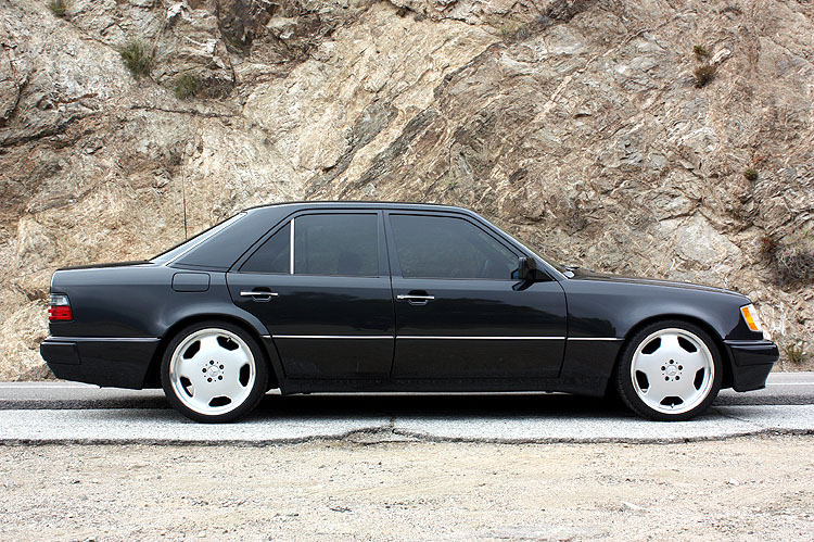 mercedes benz blog mercedes benz 500e w124. Black Bedroom Furniture Sets. Home Design Ideas