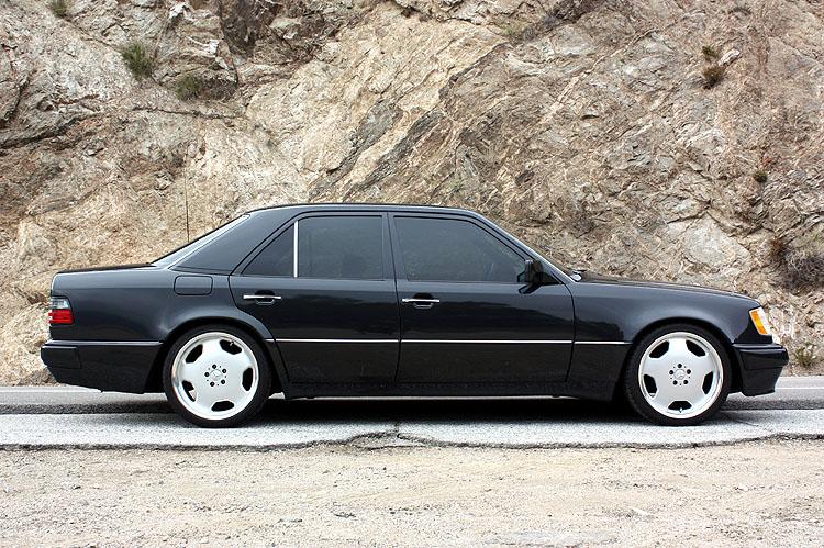 Mercedes benz blog mercedes benz 500e w124 for Mercedes benz 500 e