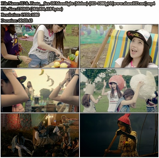 Download MV IU ft. FIESTAR - Sea Of Moonlight (Melon Full HD 1080p)