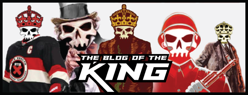 The Blog Of The King