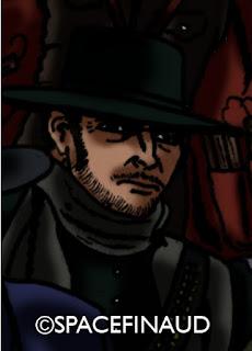 """Voici un autre personnage possédant, lui aussi un handicap. Il est muet. Ce personnage n'est pas un chasseur de prime, mais un tueur à gage. On l'appelle : """"Silence"""". Interprété par un acteur français, Jean-Louis Trintignant. Autre film de Sergio Corbucci, """"LE GRAND SILENCE"""" est l'un des westerns le plus intéressant."""