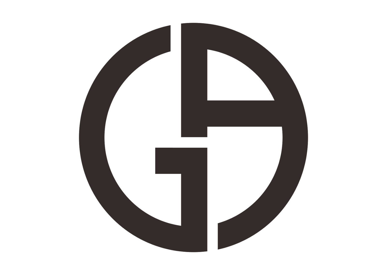 Giorgio Armani Logo Vector~ Format Cdr, Ai, Eps, Svg, PDF, PNG