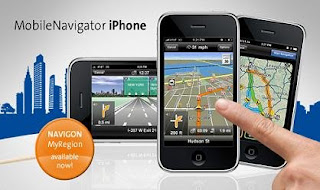 NAVIGON MobileNavigator Europe 1.8 for Iphone (2011/FULL MAPS)