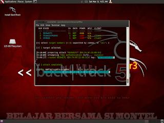 hack pasword wifi